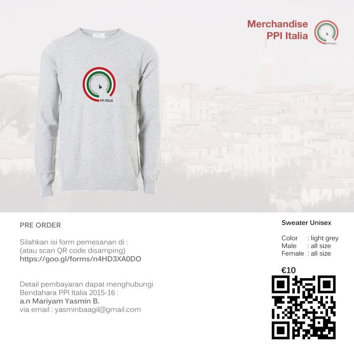 02  poster merch sweater